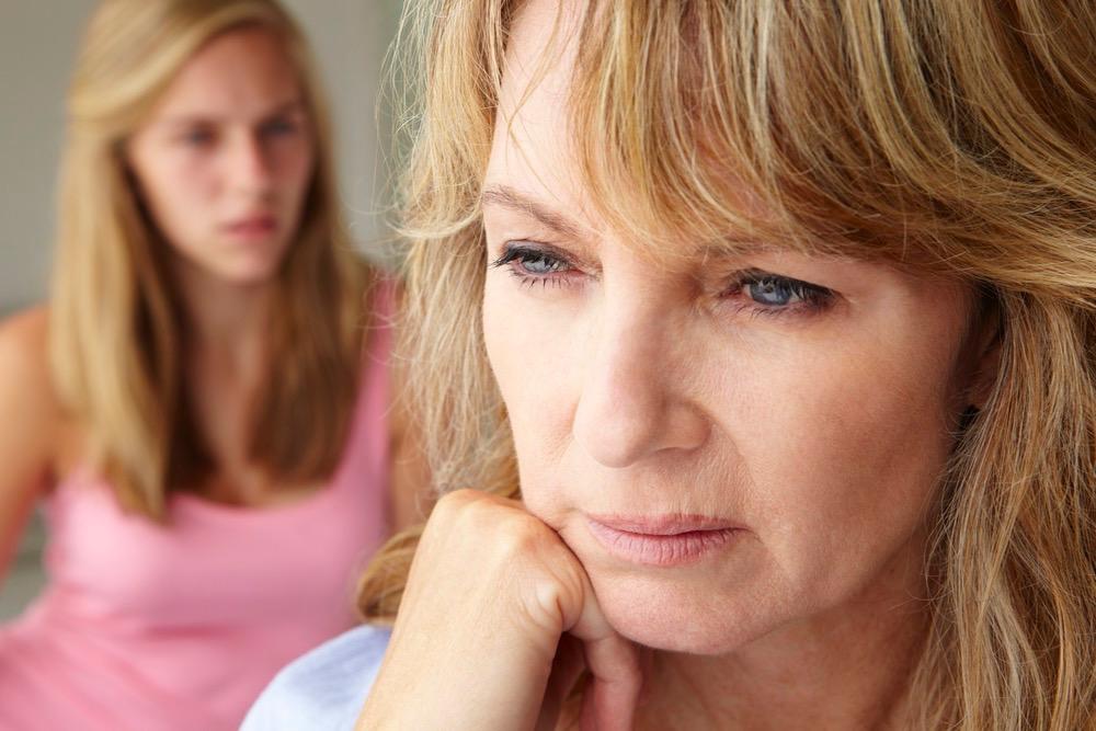 symptomer ved overgangsalder